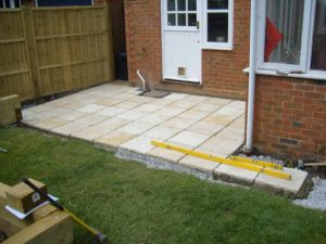 Landscapers in Haverhill, suffolk, Patio