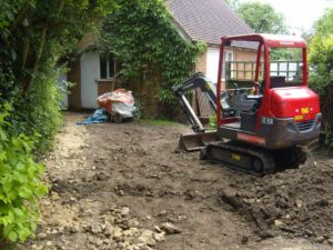 Ground clearance, landscaping, garden clearance in Haverhill, suffolk