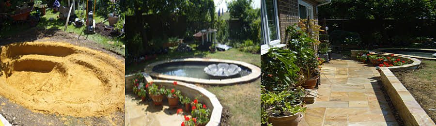 Landscaping projects in Haverhill, Suffolk